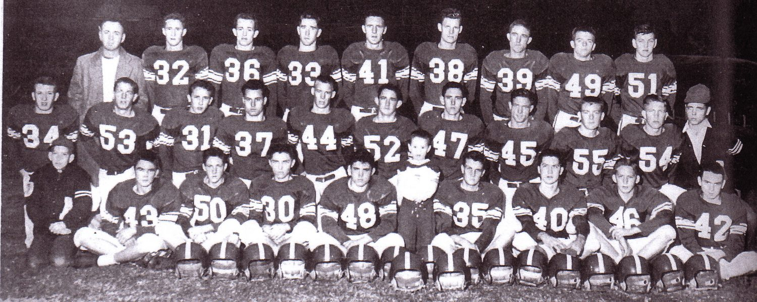 Vindication! Choctaws crowned champs of '54