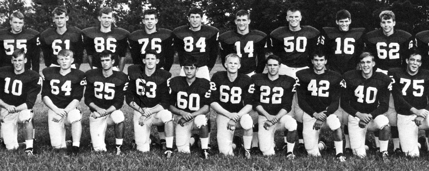 Lions champs in '66