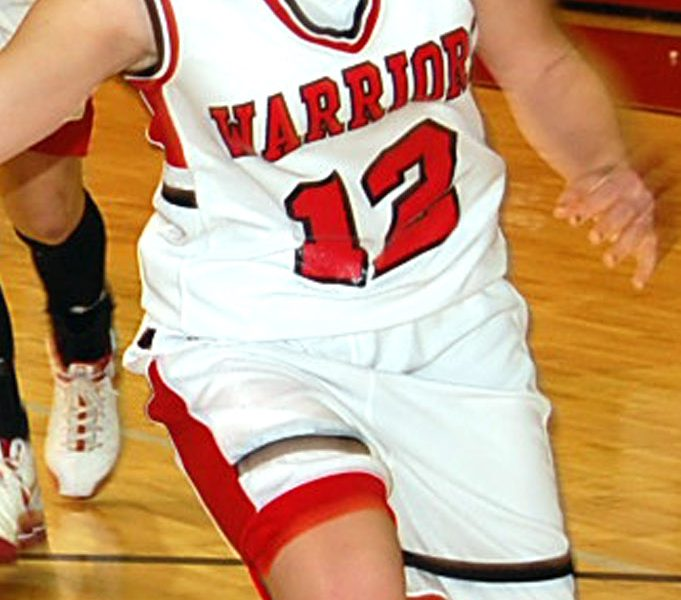 Late rally gives Lady Warriors area title