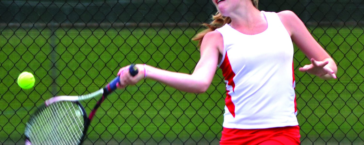 Westbrook Christian fares well in state tennis tournament