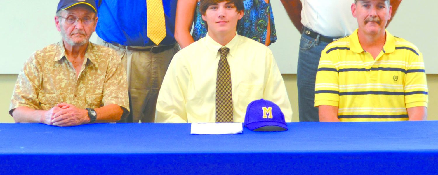 Coosa  hurler signs with Miles