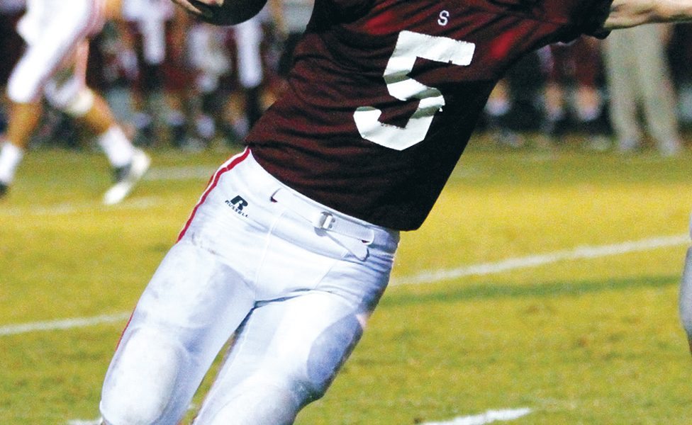 Locals named to all-state football team