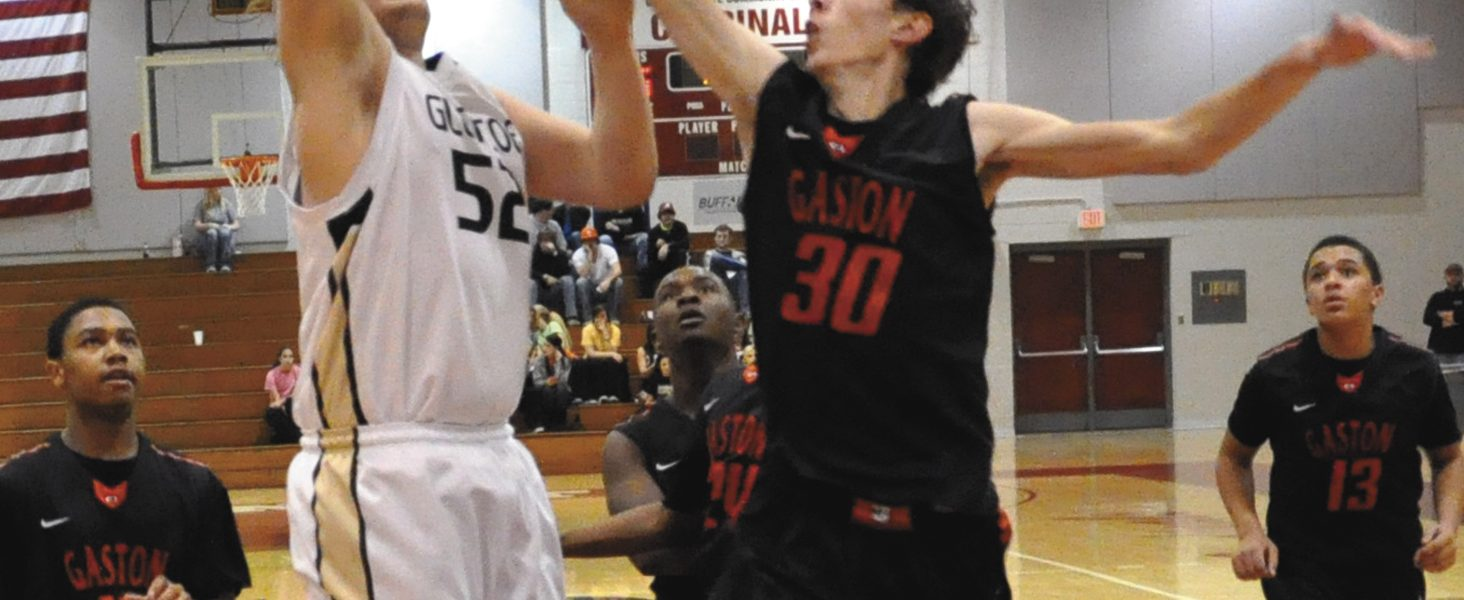 Yellow Jackets cruise past Gaston in county tournament quarterfinals