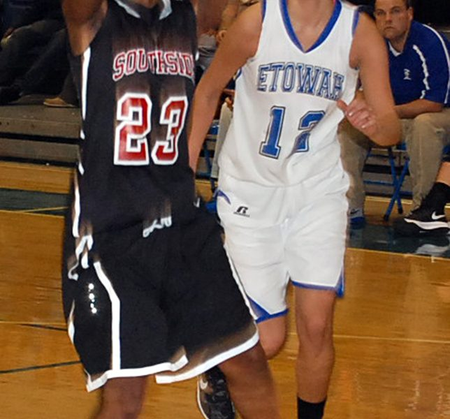 Lady Panthers withstand late Etowah surge