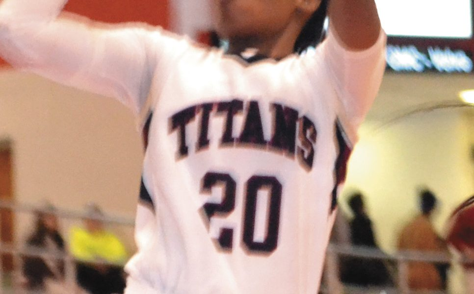 Lady Titans come up short in regional semifinals