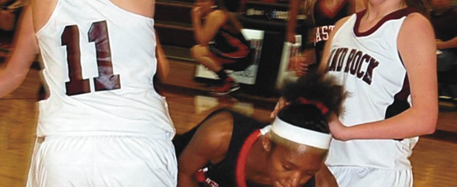 Sand Rock boards up Lady Bulldogs