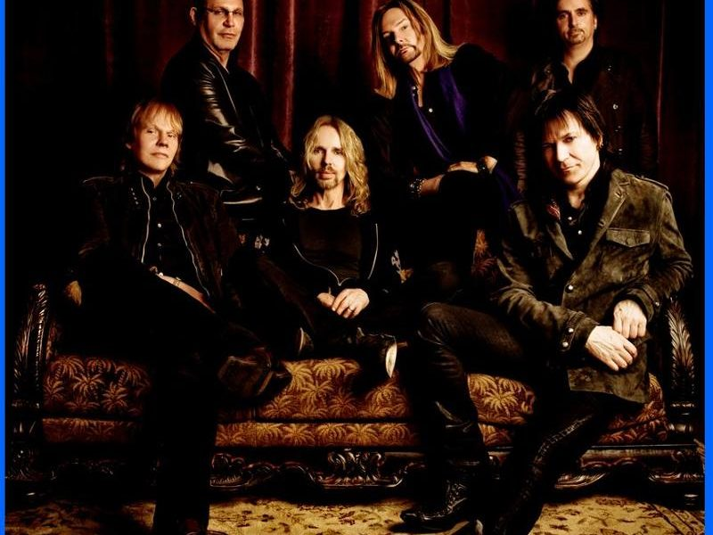 Styx headlines rock night at Riverfest