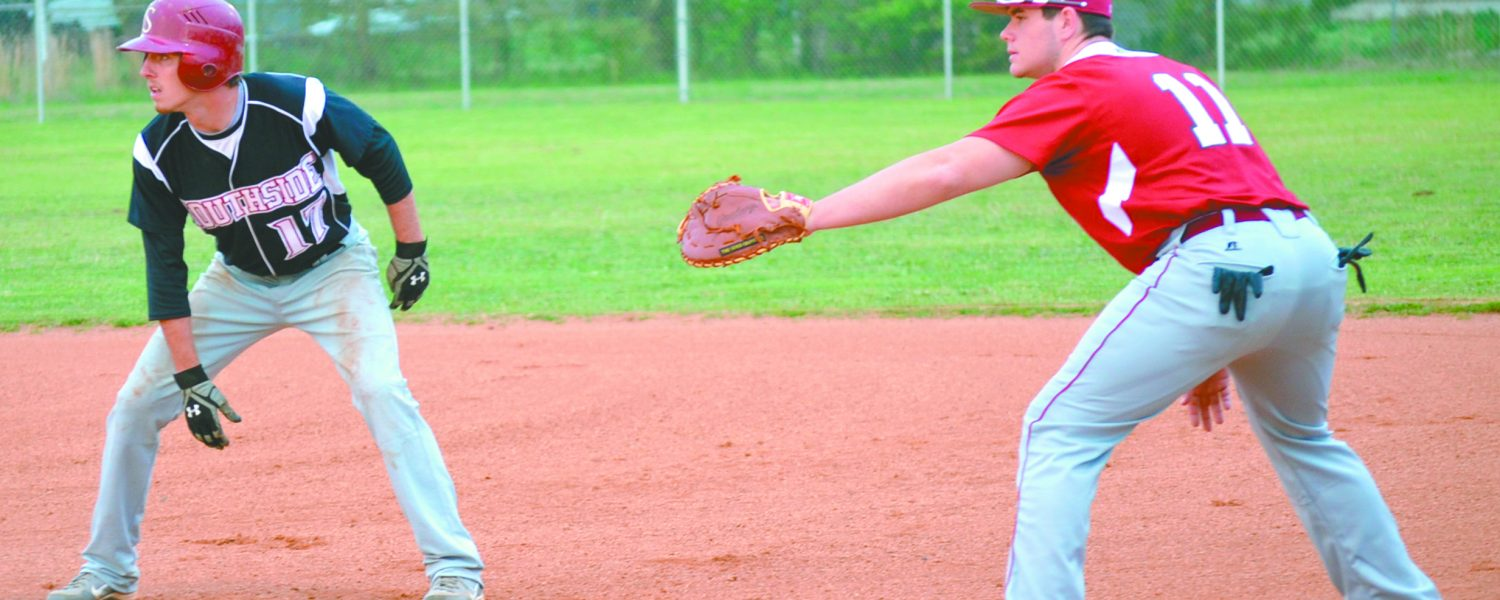 Southside edges Sardis for county baseball title