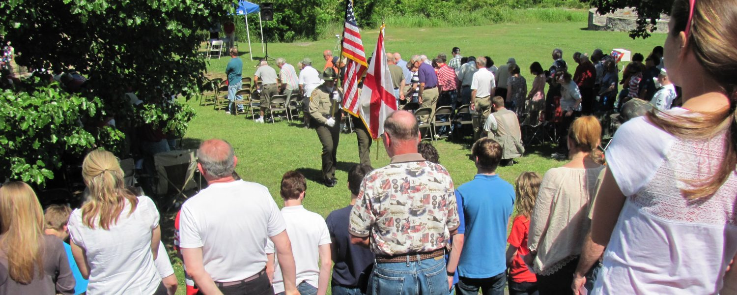 Veterans honored in Memorial Day event