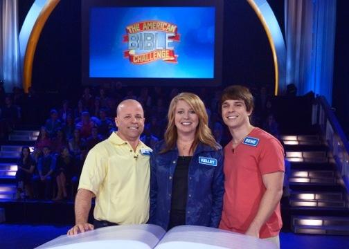 Zeringue family takes American Bible Challenge