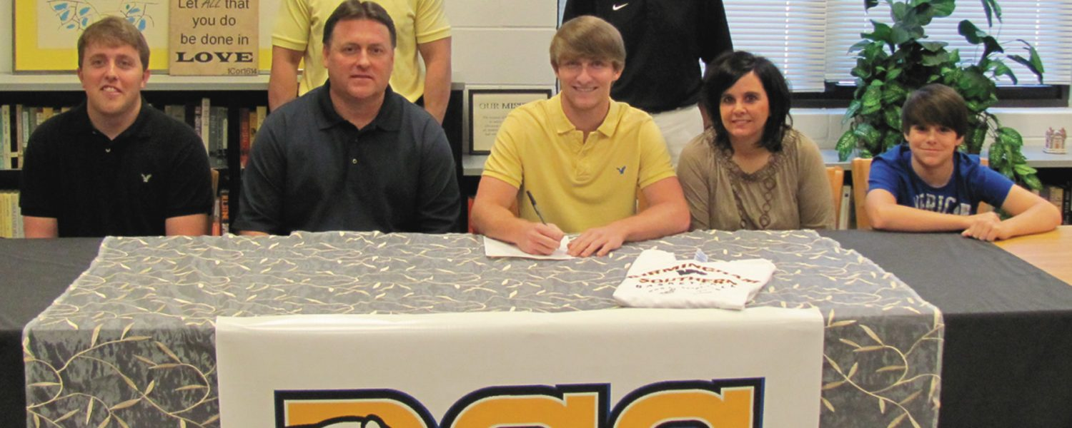 Glencoe's Hancock signs with BSC