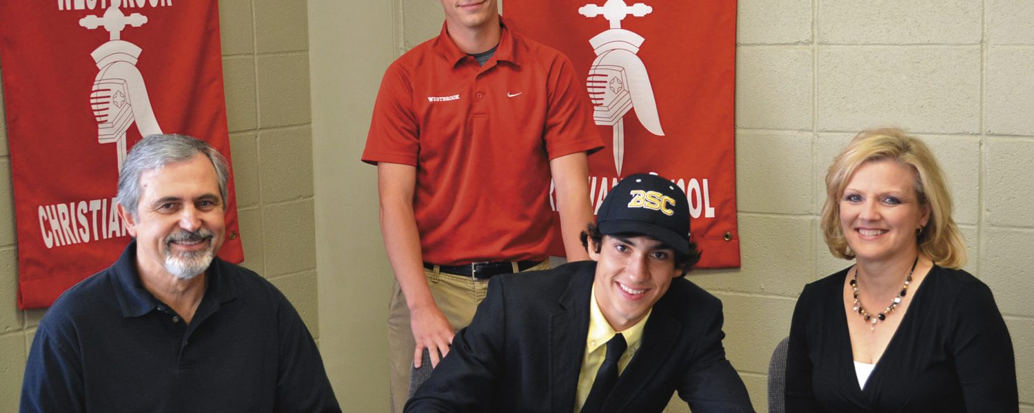 Westbrook's Perkins signs with BSC