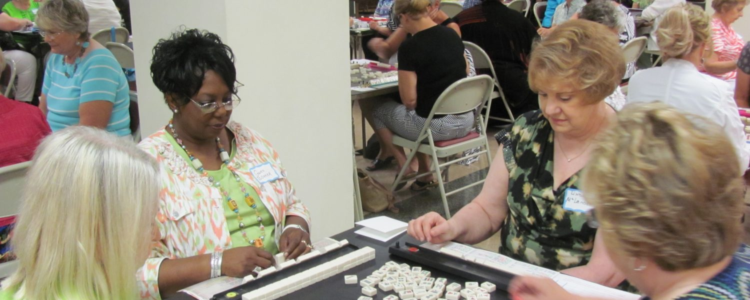 Gadsden hosts Mahjongg tournament, raises money for orchestra