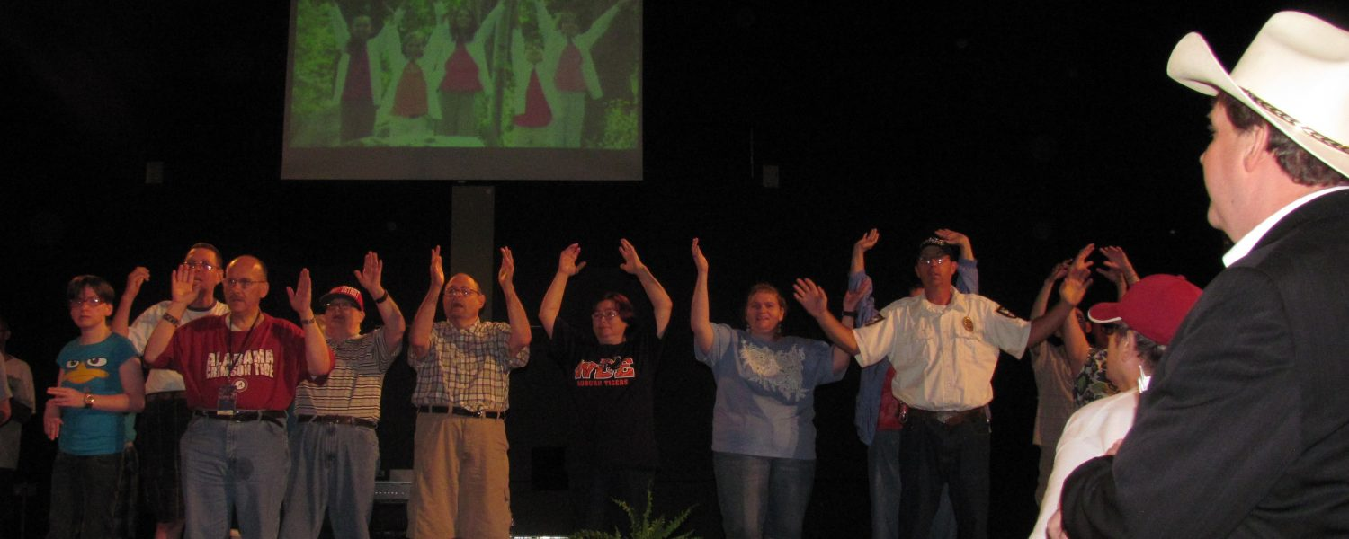 Camp Coosa: Faith, fun for special needs adults