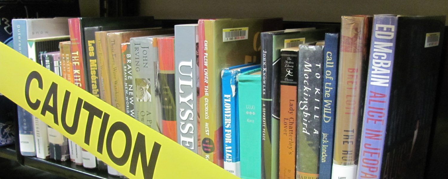 Banned Book week activities planned for GPL, Gadsden State campus