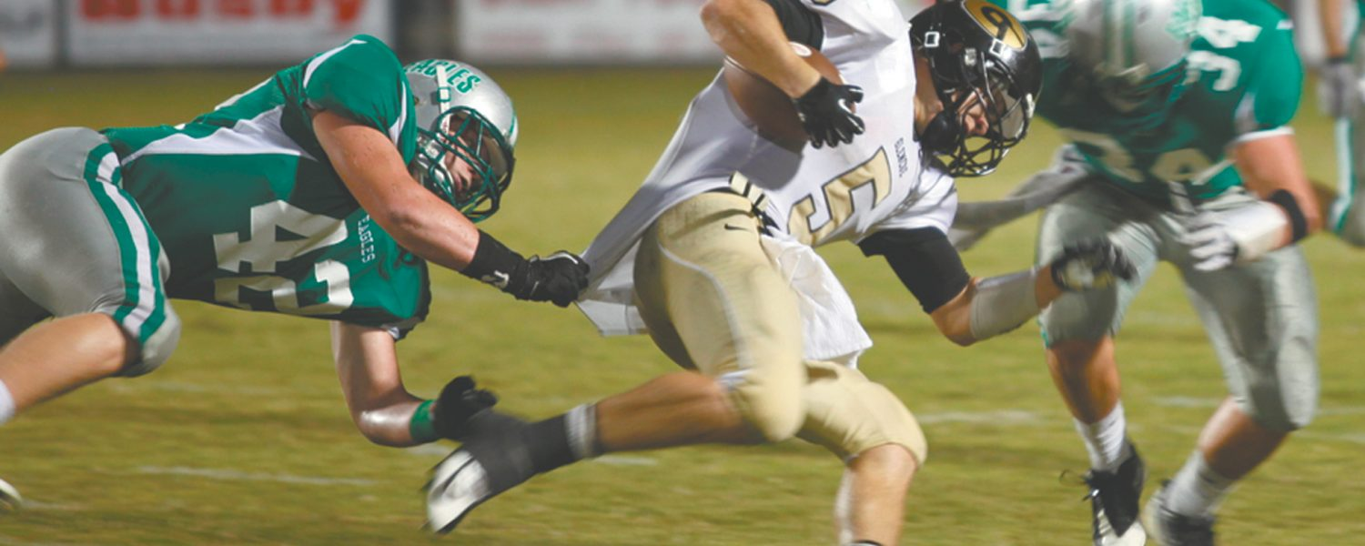 Yellow Jackets, Eagles tangle for 69th time