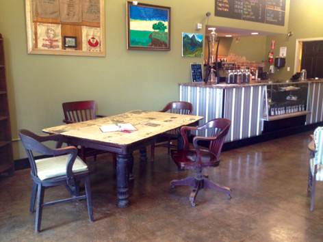 Cornerstone Coffee opens in Attalla