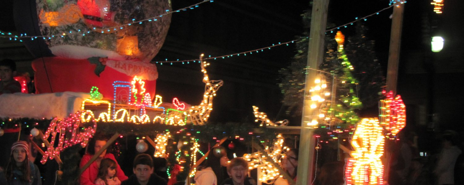 Plans are underway for 2013 Christmas parade