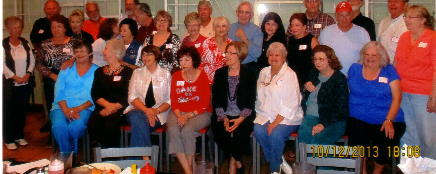 Glencoe High School's Class of '63 meets for reunion