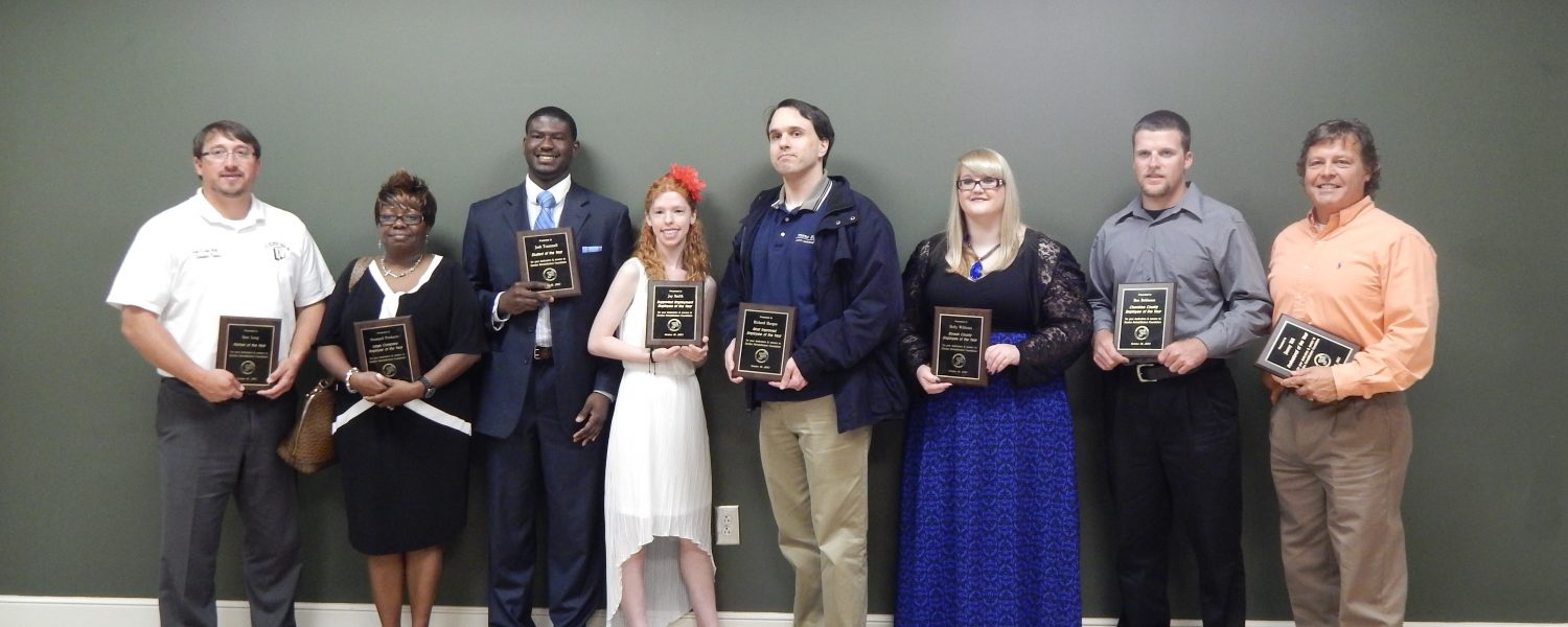 Darden Rehabilitation honors employees, employers