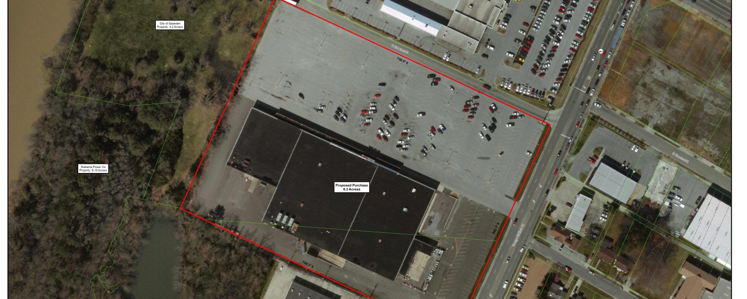 Gadsden purchases Kmart property