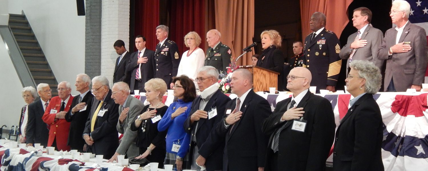 Veterans, community servants inducted into Patriots Hall of Honor