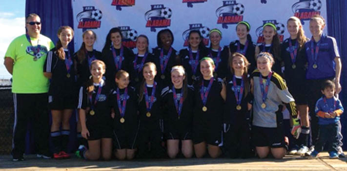 Three local soccer squads win state, one is runner-up in Montgomery