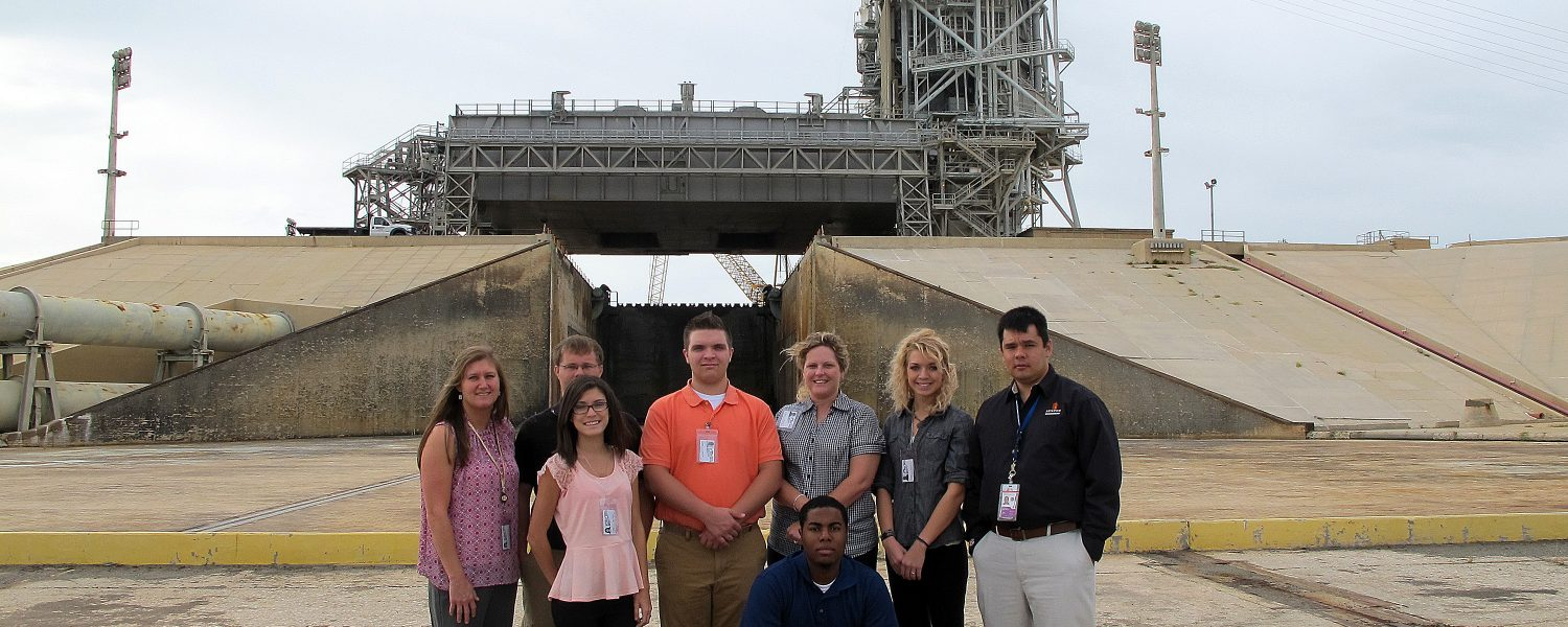 GSCC students team with NASA for project