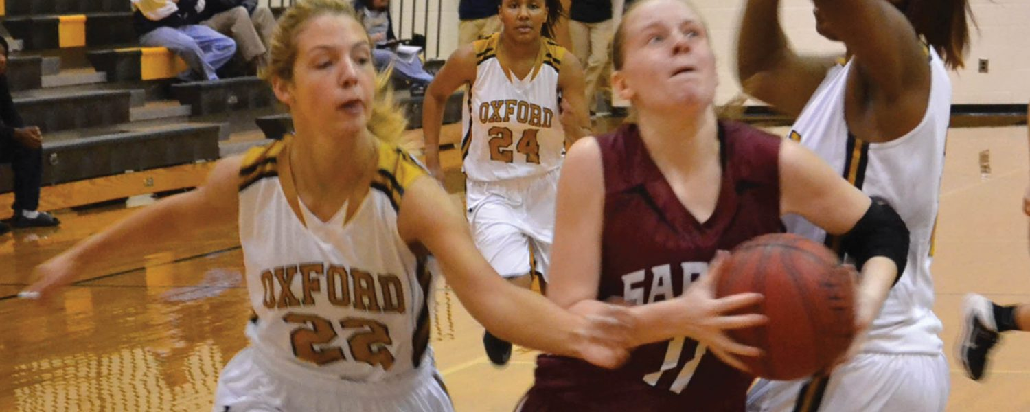 Oxford edges Lady Lions