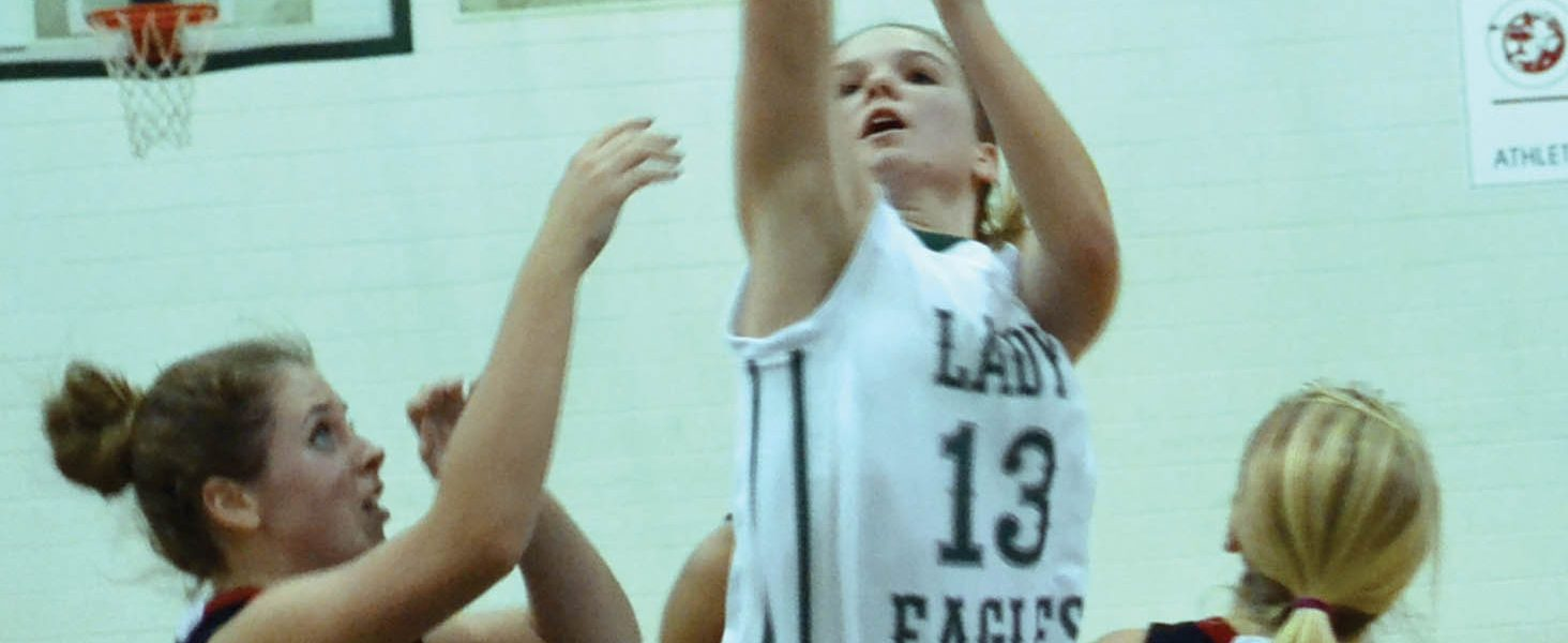 Lady Eagles get past Gaston