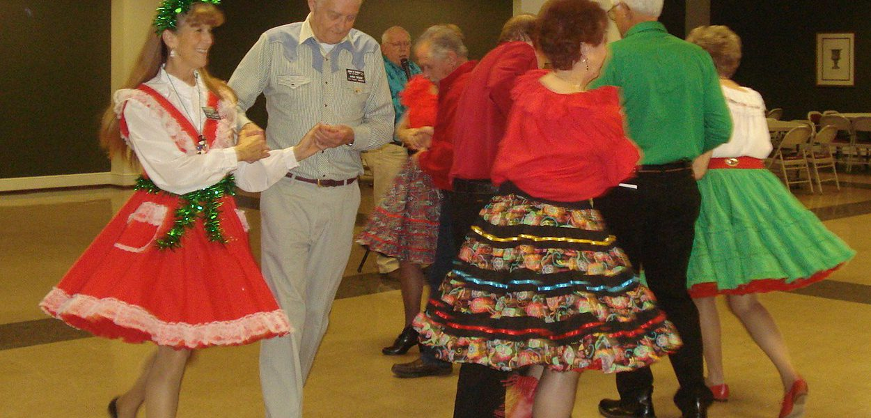 Swing your partner: Open house in January for Square Dance classes