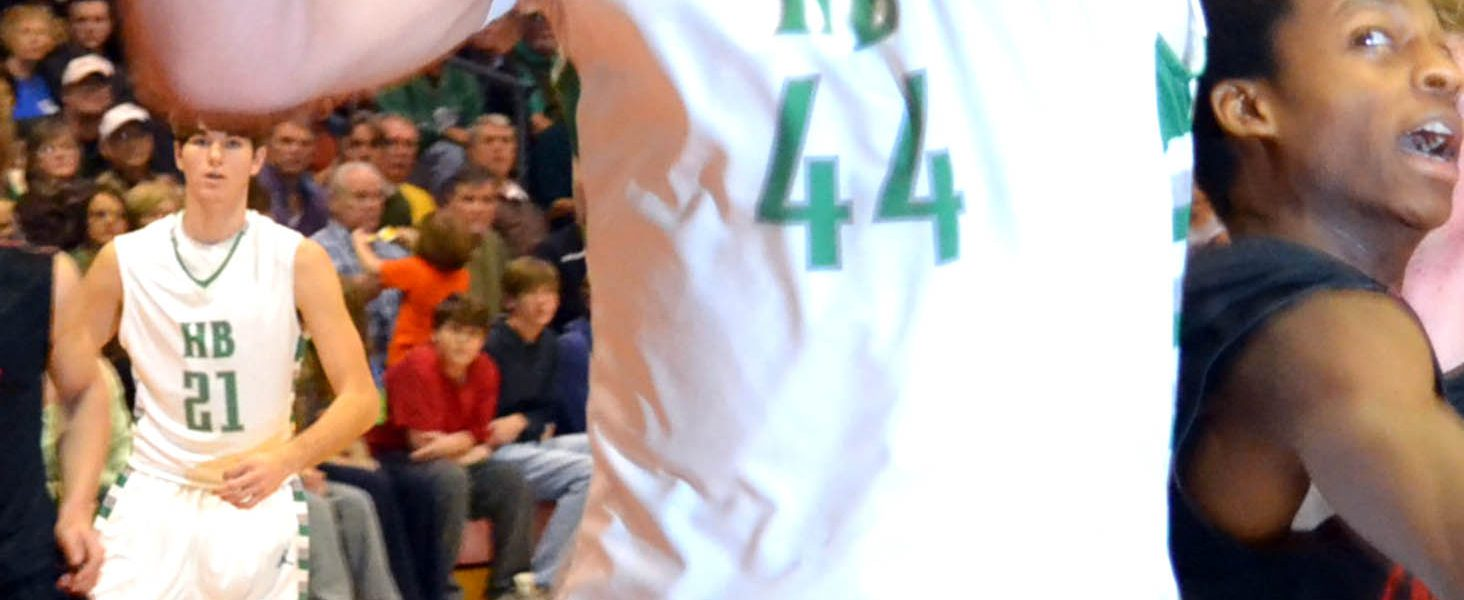 Haas leads Hokes Bluff to county title