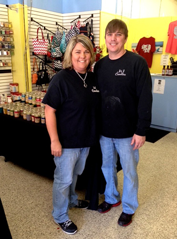 J&J Candles: A light in Gadsden area for 15 years