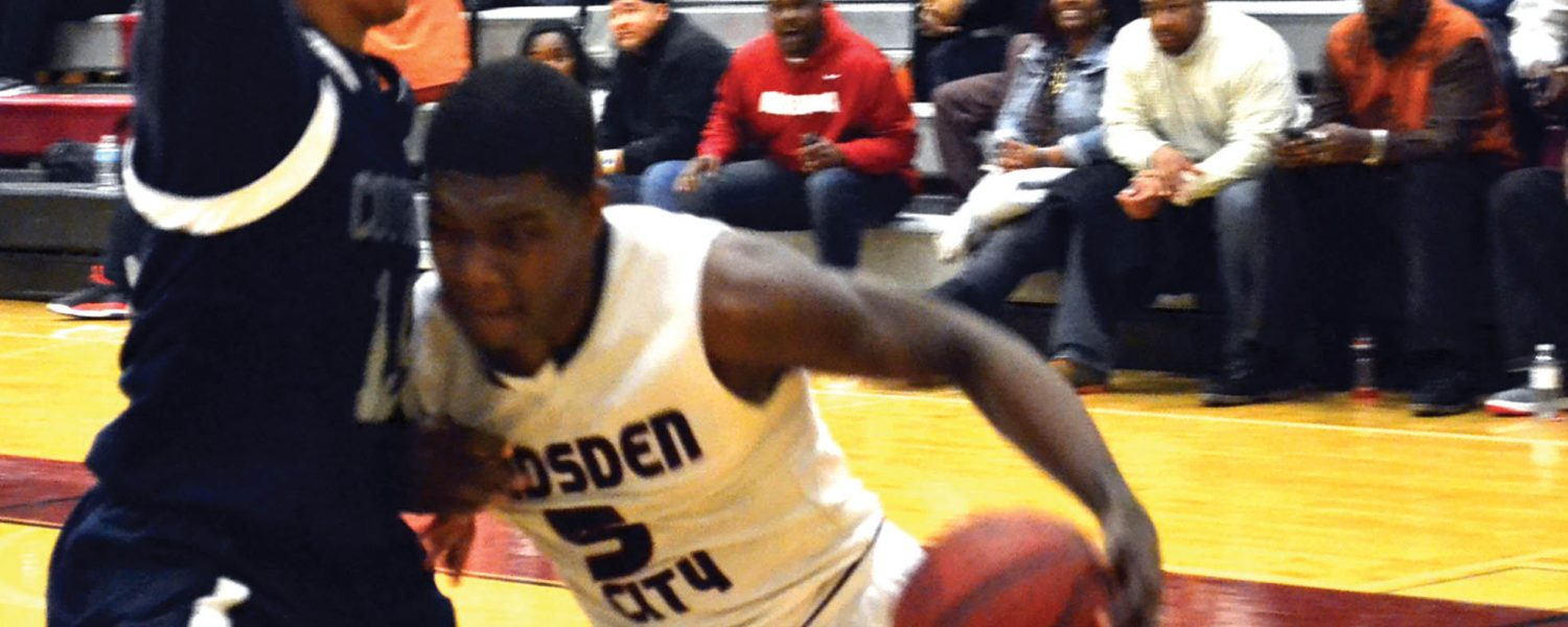 Gadsden City tops Cougars for area title