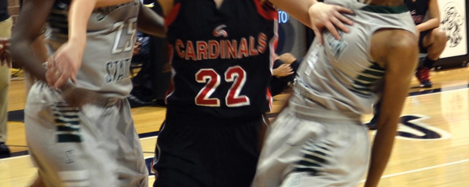 Lady Cardinals fall to Shelton State in ACCC title game