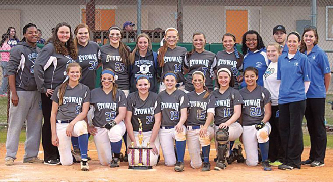 Lady Blue Devils win Centre tournament