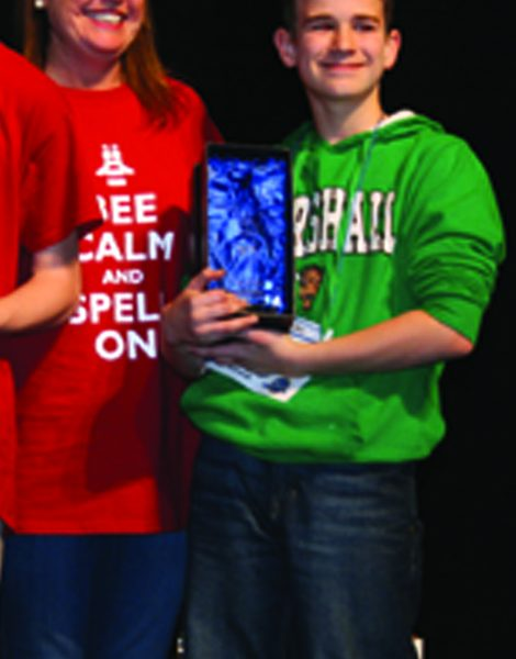 Etowah County spelling bee winner claims state title