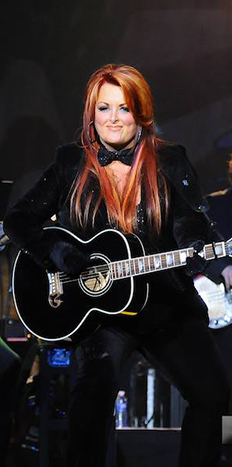 Wynonna Judd will headline Riverfest on June 14