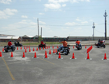 Motorcyclass offers instruction, training in riding safely