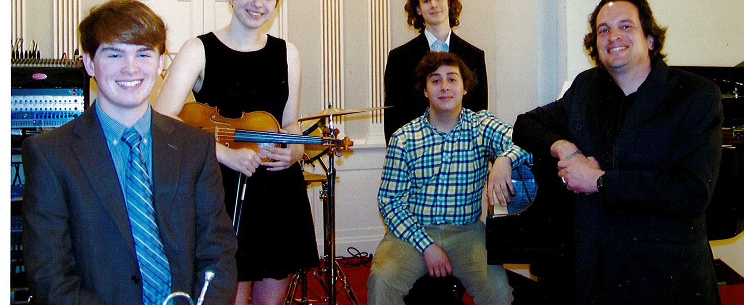 Ensemble performs for Gadsden Music Club