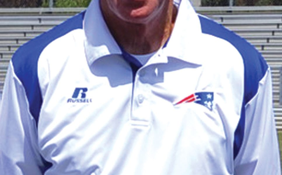 Hallmark resigns as Patriot coach