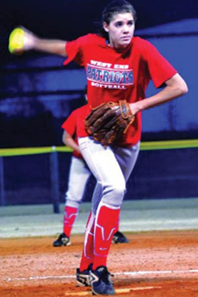 West End duo tabbed for All-State softball