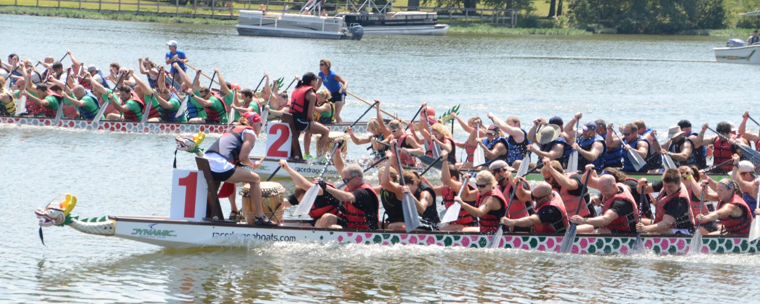 Dragon Boat race raises money to build homes
