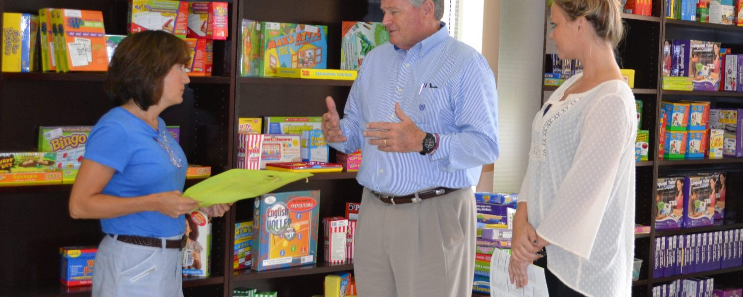 Resource Center helps support education