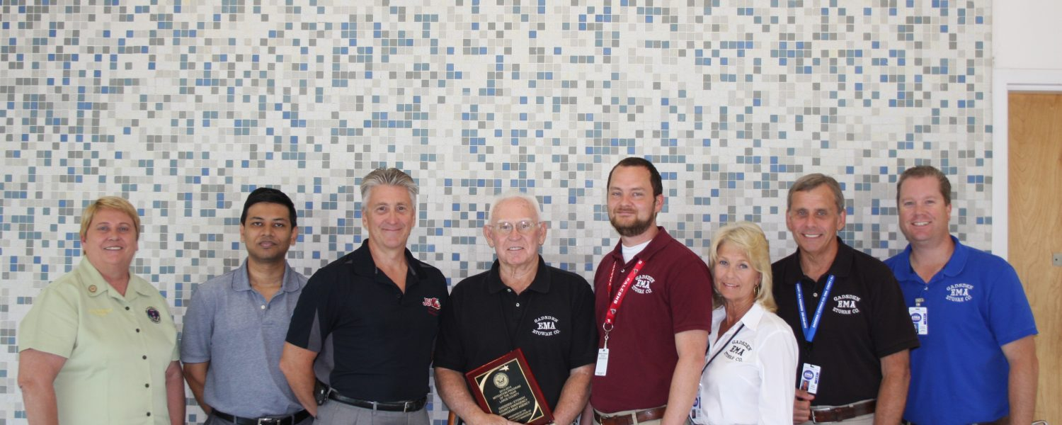 Gadsden-Etowah EMA receives Mitigation Award