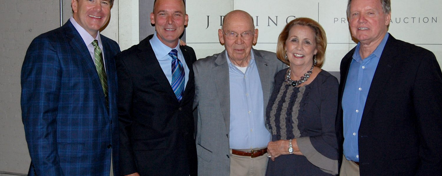 J.P. King Auction Company celebrates 100th Anniversary