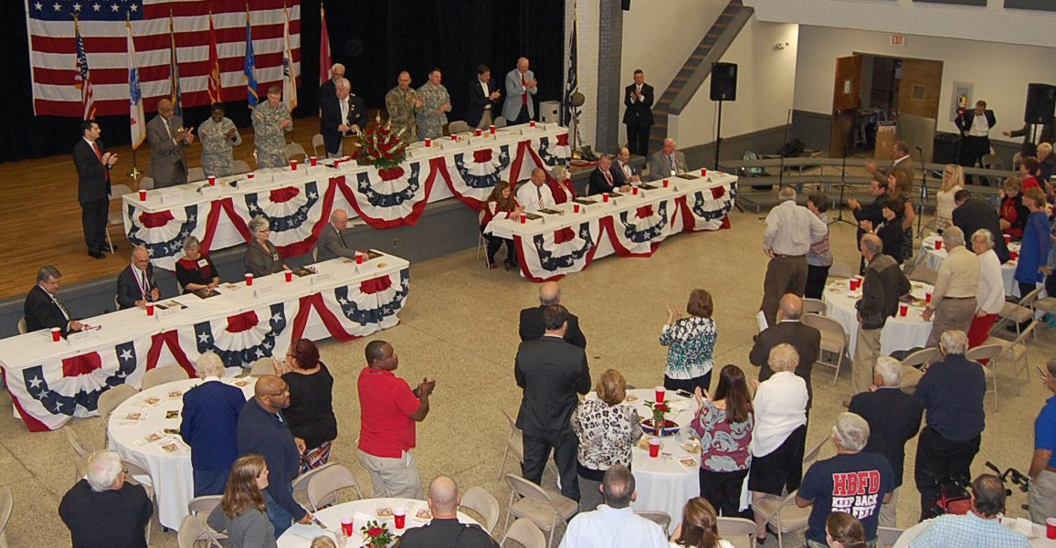 Patriot's Association inducts veterans into Hall of Honor