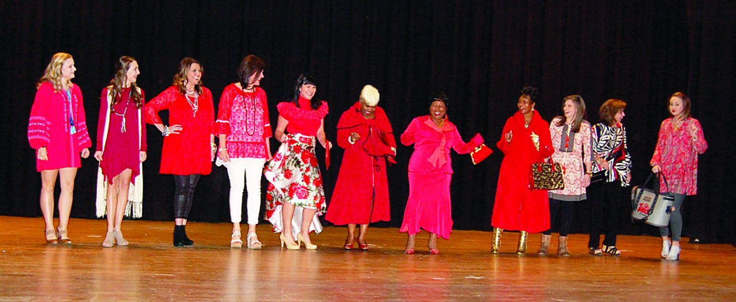 Gadsden Regional holds 12th annual Go Red