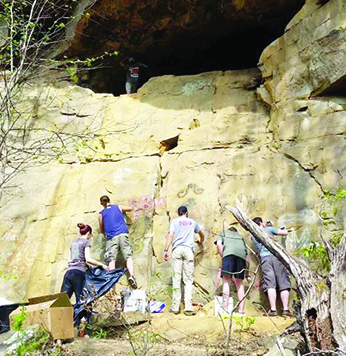 Noccalula Falls to host Earth Day cleanup