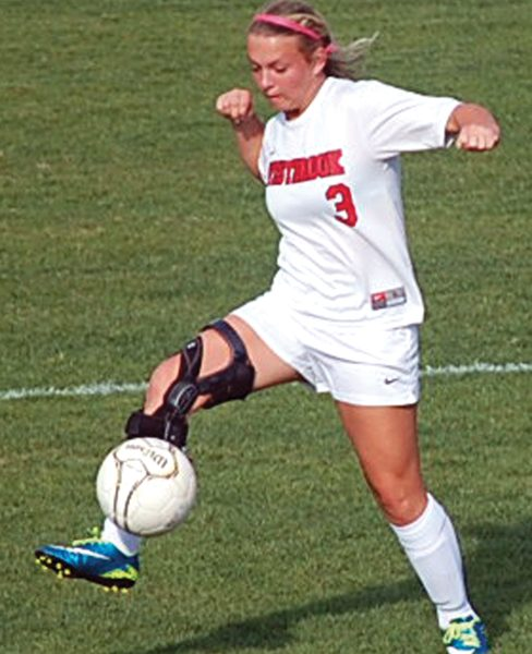 Lady Warriors to play for state soccer championship